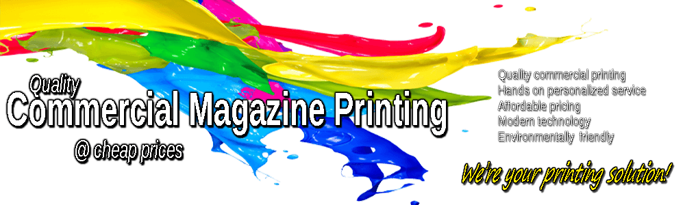 Magazine printing quote request